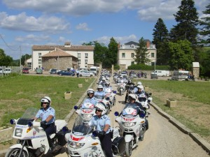Championnat de France des motards de la Police Nationale