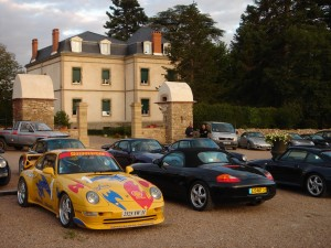 Réception club Porshe Toulouse